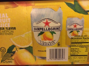 San Pellegrino Lemon 6-Pack